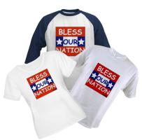 Bless Our Nation Logo