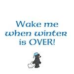 Wake Me Winter Over
