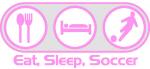 Eat Sleep Soccer 7