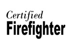 Certified Fire Fighter