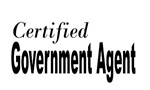 Certified Government Agent
