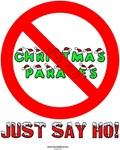 Christmas Parades - Just Say Ho