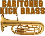Baritones Kick Brass