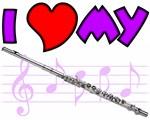 I Love My Flute