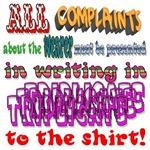 All Complaints