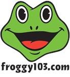 FROGGY 103 Mascot Design