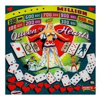 Gottlieb® Queen of Hearts