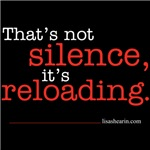 That's not silence, it's reloading.