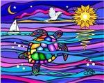 SEA TURTLE #4