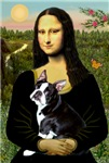 MONA LISA<br>& Boston Terrier