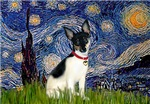 STARRY NIGHT<br>& Toy Fox Terrier