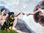 CREATION<br>& Rottweiler