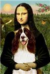 MONA LISA<br>& English Springer Spaniel (Liver)