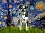 STARRY NIGHT<br> & Catahoula Leopard Dog