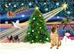 CHRISTMAS MAGIC<br>& Shar Pei