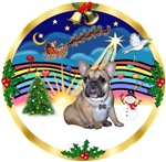 CHRISTMAS MUSIC #3<br>& French Bulldog