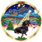 CHRISTMAS MUSIC #3<br>& Dachshund