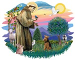 St.Francis #2 &<br>Welsh Terrier