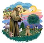 St. Francis #2 &<br> Lakeland Terrier