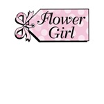 Tied with a Bow Flower Girl Gifts and Favors
