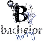 Bachelor Party Flasks, Shot Glass, T-shirts