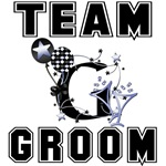 Celebration Team Groom T-shirts and Gifts