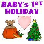 Baby's First Holiday Clothes Gifts