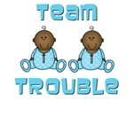Team Trouble Twins Gifts, Decor, Clothes