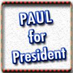 Ron Paul T-shirts, Elect Paul 2008 Swag