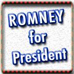 Mitt Romney T-shirts, Signs, Buttons