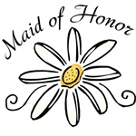 Maid of Honor Tees, Accessories & Gifts