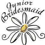 Daisy Junior Bridesmaid T-shirts & Gifts
