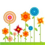 Floral Decor, Shower Curtains, Gifts