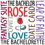 The Bachelor/Bachelorette TV T-shirts and Merch