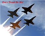 Blue Angels: Don't Tread On Me!