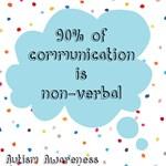 Non-Verbal Communication - Blue