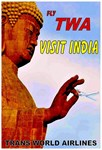 TWA Fly to India