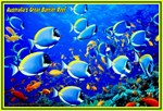Australia Great Barrier Reef Tourism Print