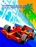 International Grand Prix Auto Racing Print