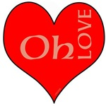 OYOOS Heart Oh Love design