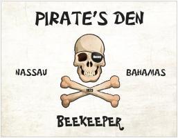 Pirate Beekeeper
