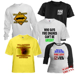 T-Shirts, Sweatshirts and more!