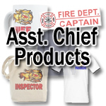 Assistant Fire Chief Products