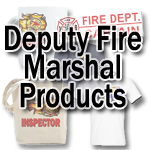 Deputy Fire Marshal Products