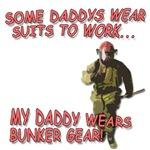 Daddy Wears Bunker Gear