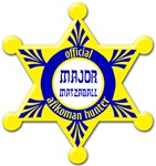 Major Matzaball Badge