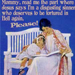 Mommy, tell the the part again