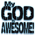 My God is Awesome - Blue