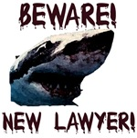 Beware! New Lawyer!