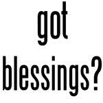 got blessings?